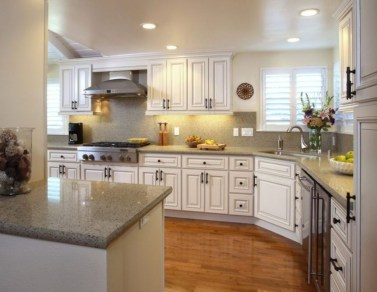 Awesome French Country Design Ideas For Kitchen 25