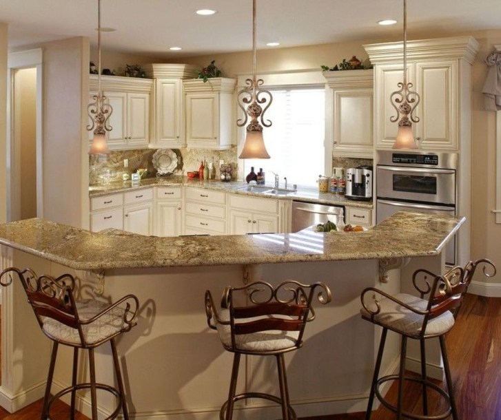 Awesome French Country Design Ideas For Kitchen 26