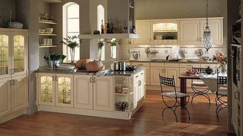 Awesome French Country Design Ideas For Kitchen 34