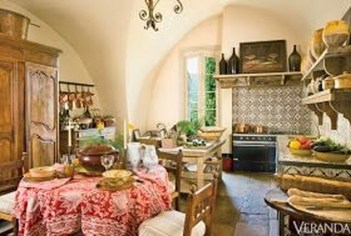 Awesome French Country Design Ideas For Kitchen 41