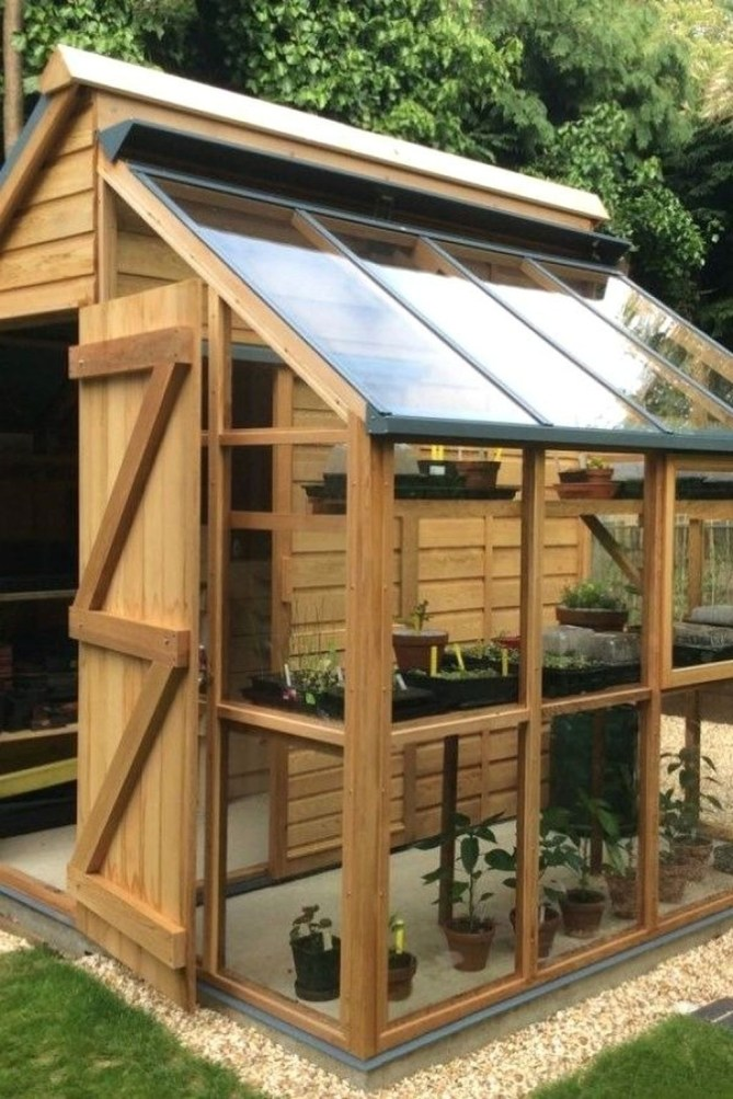 Cool Small Storage Shed Ideas For Garden 04