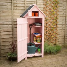 Cool Small Storage Shed Ideas For Garden 12