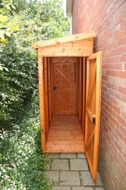 Cool Small Storage Shed Ideas For Garden 21