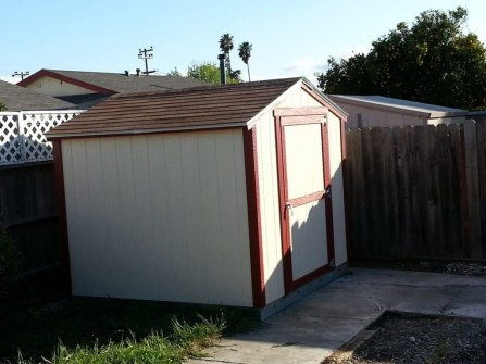 Cool Small Storage Shed Ideas For Garden 33