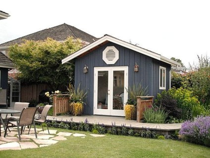 Cool Small Storage Shed Ideas For Garden 36