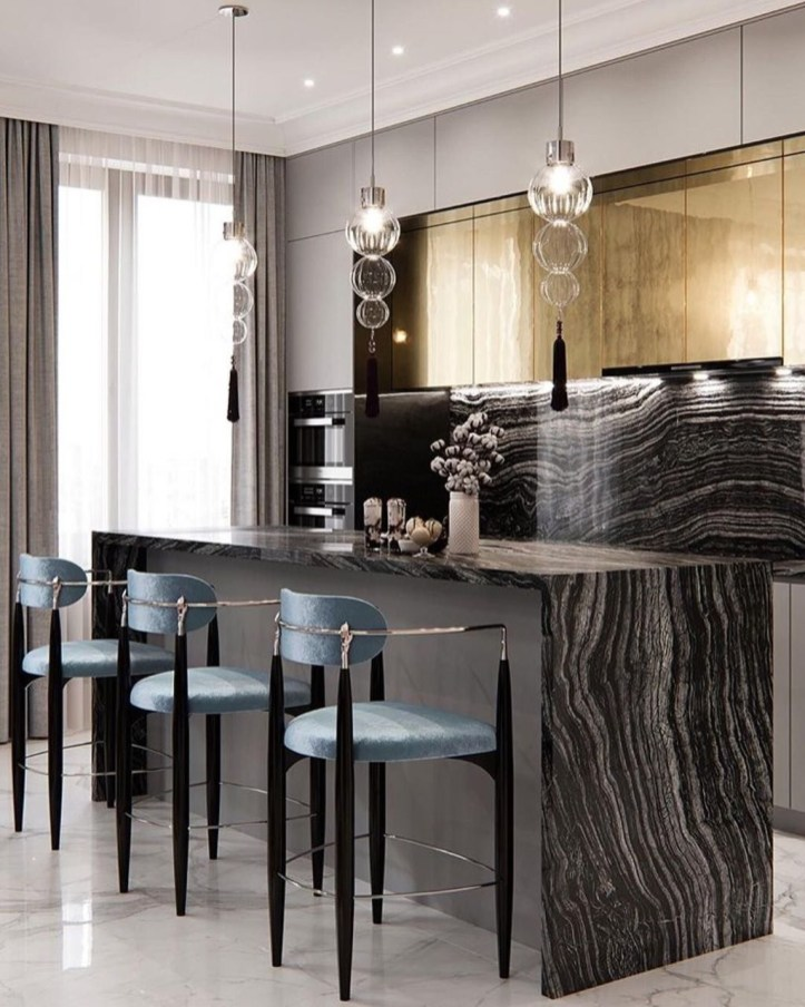 Gorgeous Traditional Kitchen Design Ideas 04