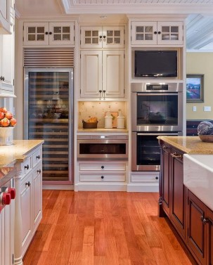 Gorgeous Traditional Kitchen Design Ideas 11