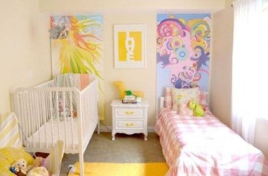 Inspiring Shared Kids Room Design Ideas 02