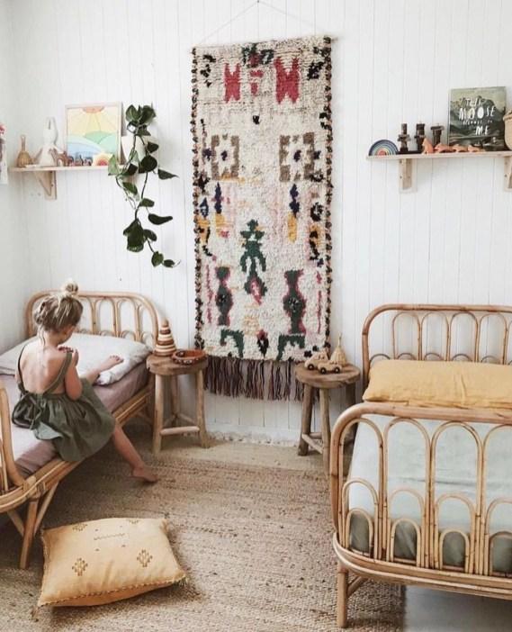 Inspiring Shared Kids Room Design Ideas 15