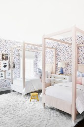 Inspiring Shared Kids Room Design Ideas 16