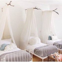 Inspiring Shared Kids Room Design Ideas 32
