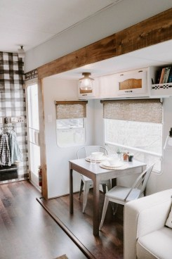 Latest Rv Hacks Makeover Table Ideas On A Budget 18