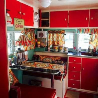 Latest Rv Hacks Makeover Table Ideas On A Budget 25
