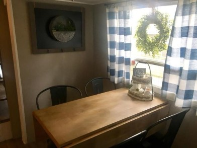 Latest Rv Hacks Makeover Table Ideas On A Budget 27