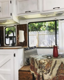 Latest Rv Hacks Makeover Table Ideas On A Budget 40