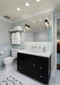 Luxury Towel Storage Ideas For Bathroom 03