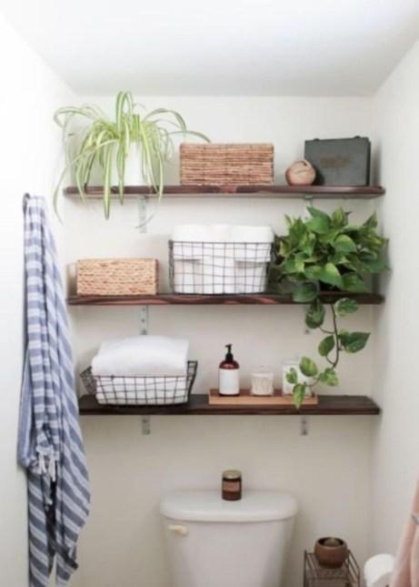 Luxury Towel Storage Ideas For Bathroom 15