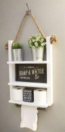 Luxury Towel Storage Ideas For Bathroom 19