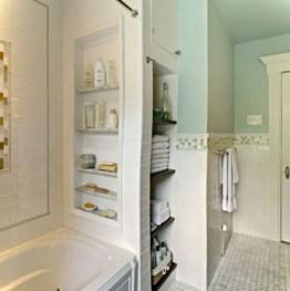 Luxury Towel Storage Ideas For Bathroom 21