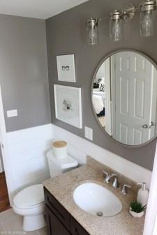 Luxury Towel Storage Ideas For Bathroom 29