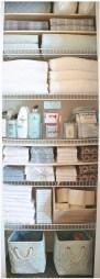 Luxury Towel Storage Ideas For Bathroom 38