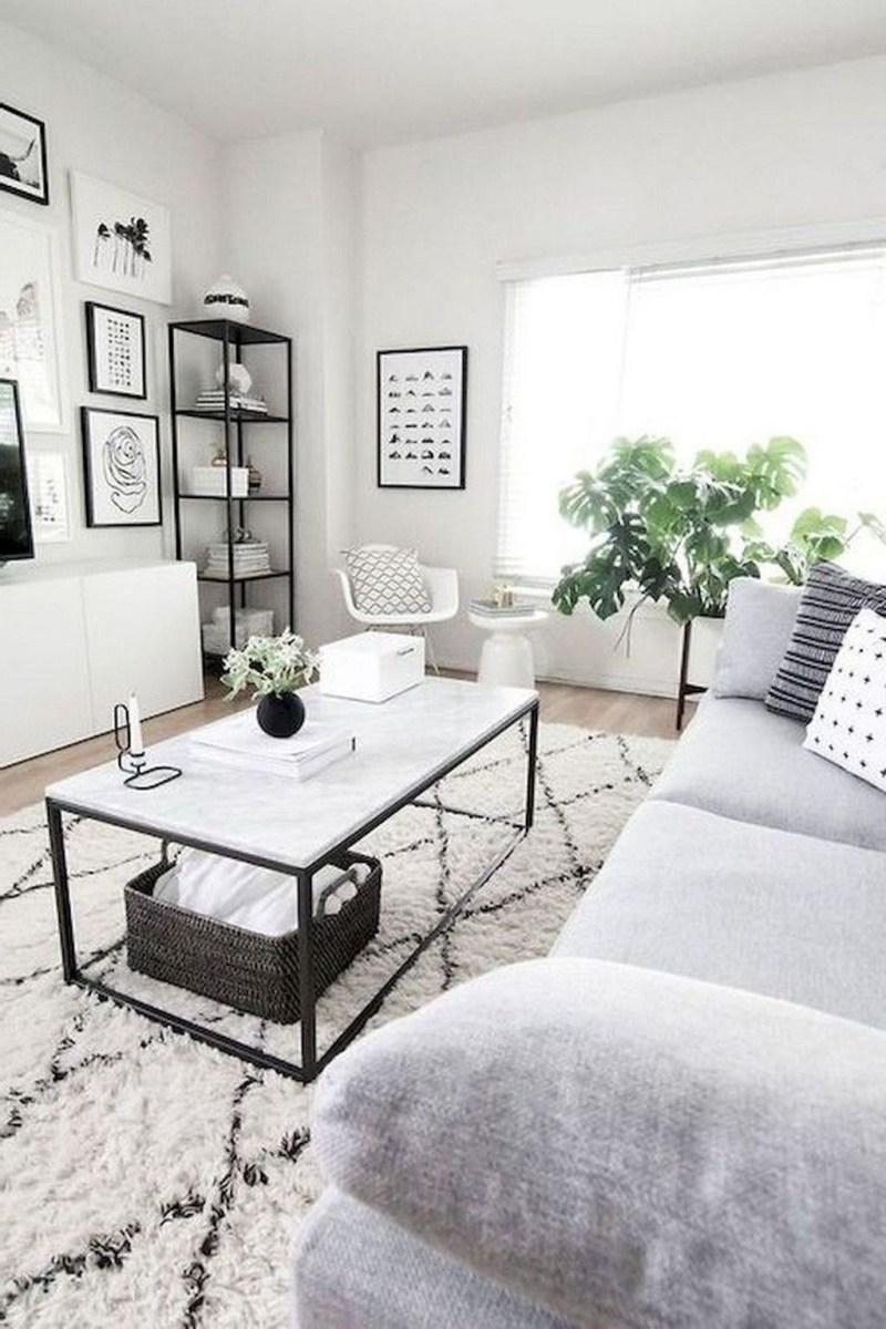 Magnificient Living Room Decor Ideas For Your Apartment 26