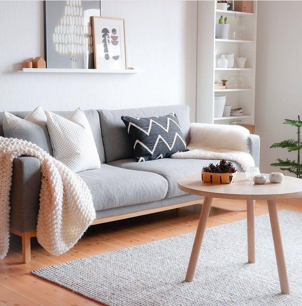 Magnificient Living Room Decor Ideas For Your Apartment 39