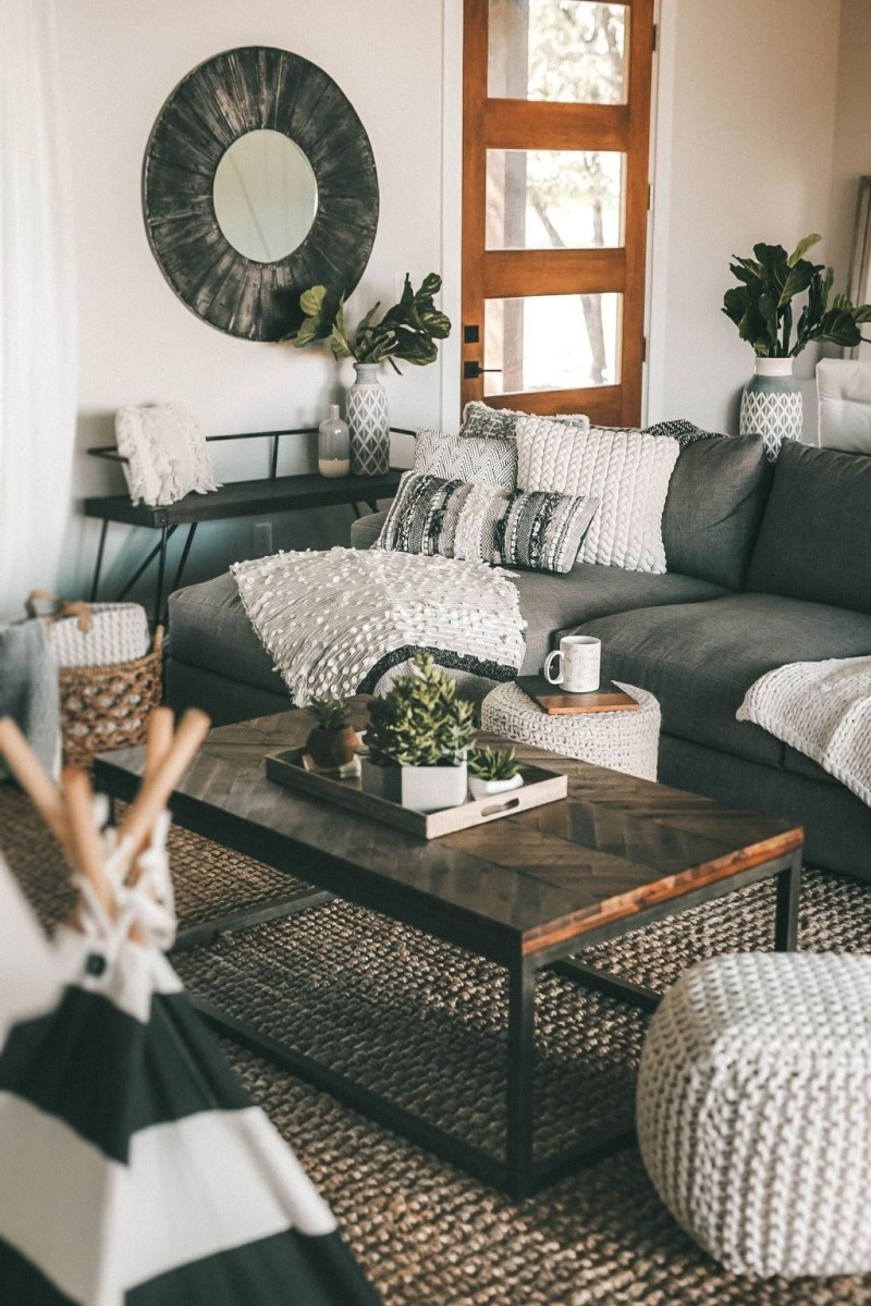 Magnificient Living Room Decor Ideas For Your Apartment 56