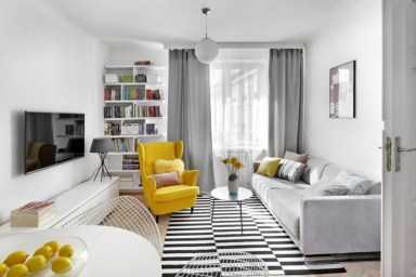 Minimalist Living Room Design Ideas 20