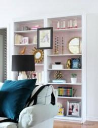 Modern Vibrant Rooms Reading Ideas 02