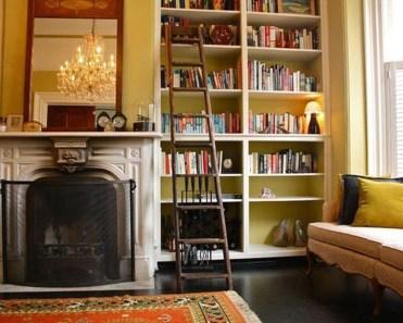 Modern Vibrant Rooms Reading Ideas 19