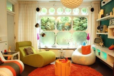 Modern Vibrant Rooms Reading Ideas 31