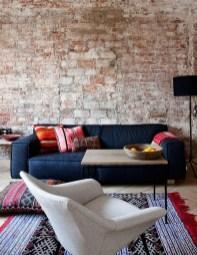 Popular Velvet Sofa Designs Ideas For Living Room 24