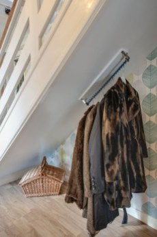 Stunning Clothes Rail Designs Ideas 19
