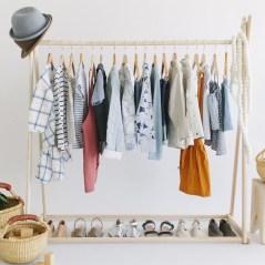 Stunning Clothes Rail Designs Ideas 34