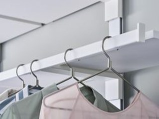 Stunning Clothes Rail Designs Ideas 35