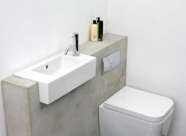 Unusual Small Bathroom Design Ideas 28