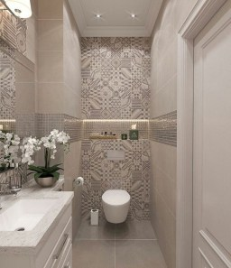 Unusual Small Bathroom Design Ideas 37