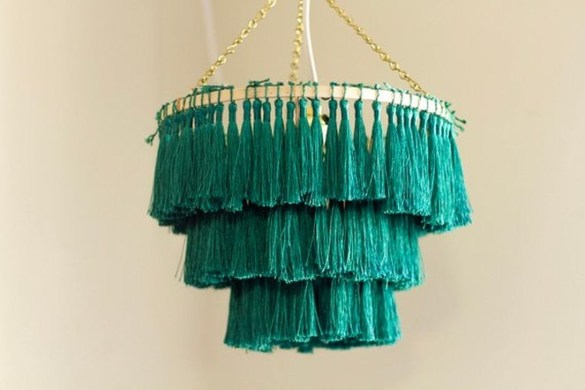 Attractive Diy Chandelier Designs Ideas 23
