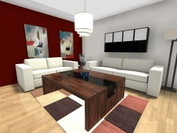 Catchy Living Room Designs Ideas With Bold Black Furniture 53
