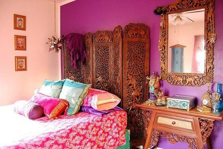 Charming Indian Decor Ideas For Home 29