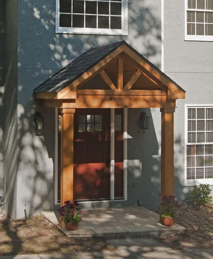 Comfy Porch Design Ideas For Backyard 01
