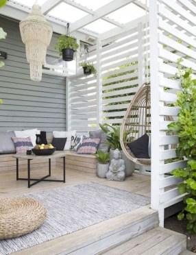 Comfy Porch Design Ideas For Backyard 29