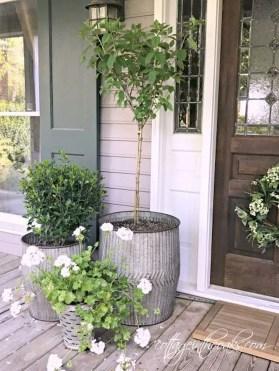 Comfy Porch Design Ideas For Backyard 31