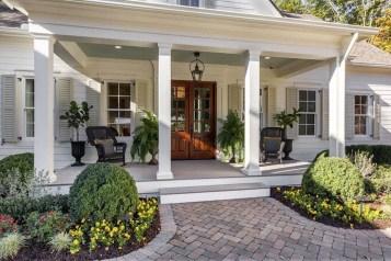 Comfy Porch Design Ideas For Backyard 48