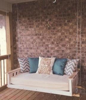 Comfy Porch Design Ideas For Backyard 51