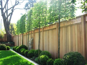 Cute Garden Fences Walls Ideas 34