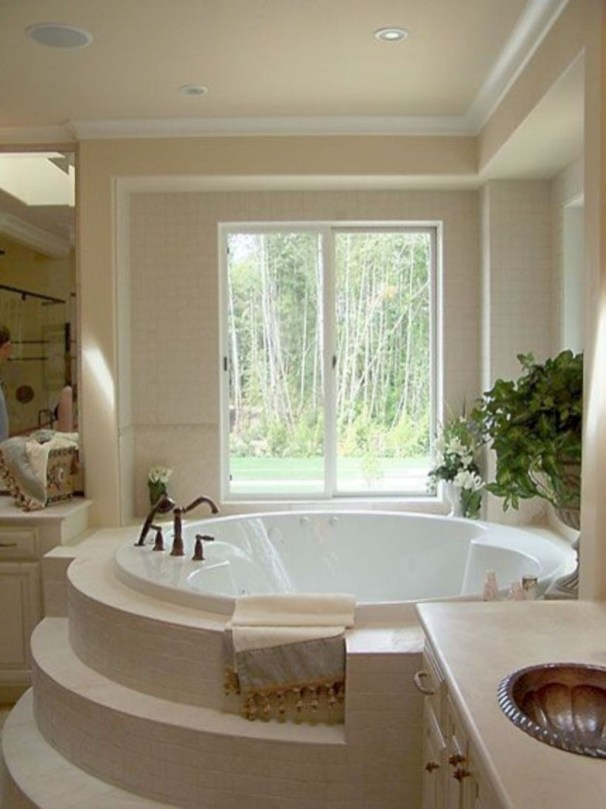 Elegant Bathtub Design Ideas 10