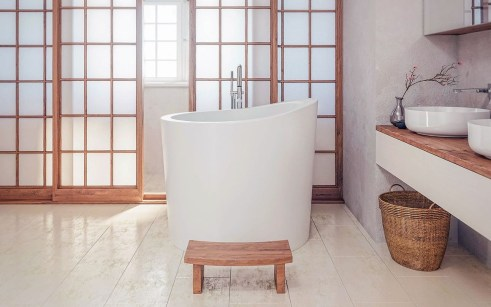 Elegant Bathtub Design Ideas 21