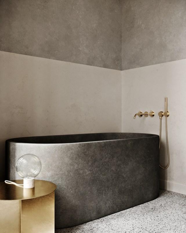 Elegant Bathtub Design Ideas 23